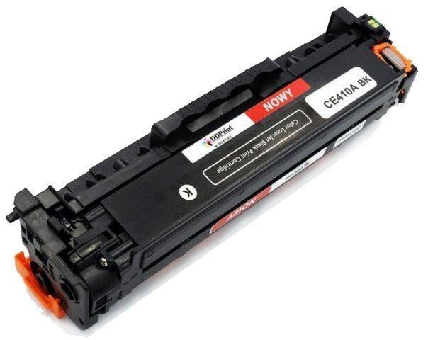 Zgodny z CE410A toner Czarny do HP LaserJet M351 M375 M451 M475 / 2200 stron Nowy DD-Print CE410ADNBK