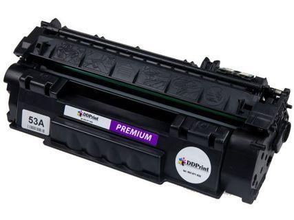 Zgodny z Q7553A toner 53A do HP LaserJet P2014 P2015 M2727 MFP / 3000 stron Premium DD-Print 53ADP