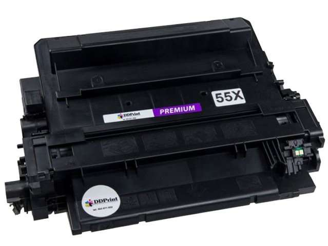 Zgodny z hp 55X CE255X Toner do HP LaserJet P3015 P3015d P3015dn M521 M525 12K Premium DD-Print DD-55XP