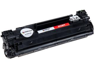 Toner 83A CF283A do HP LaserJet M125a M125nw M127fn M127fw M201dw M201n M225dn 1,5k Nowy DD-Print 83ADN