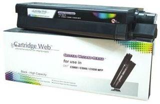 Toner Cartridge Web Black OKI C5800 zamiennik 43324424