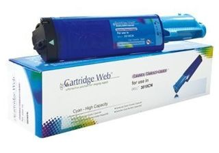 Toner Cartridge Web Cyan Dell 3010 zamiennik 593-10155