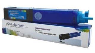 Toner Cartridge Web Cyan OKI C3400 zamiennik 43459331