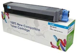 Toner Cartridge Web Cyan OKI C810/C830 zamiennik 44059107