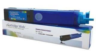 Toner Cartridge Web Cyan Oki C3520 zamiennik 43459371