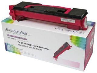 Toner Cartridge Web Magenta Kyocera TK560 zamiennik TK-560M
