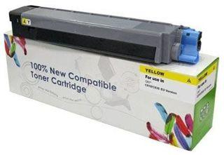 Toner Cartridge Web Yellow OKI ES8460 zamiennik 44059229
