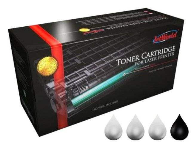 Toner JetWorld JW-O7100BR zamiennik 41963008 do Oki 10k Black
