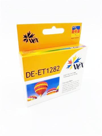 Tusz Wox Cyan EPSON T1282 zamiennik C13T12824010