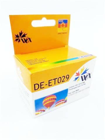 Tusz Wox Trójkolorowy EPSON T029 zamiennik C13T02940110