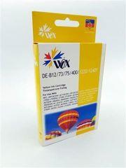 Tusz Wox Yellow BROTHER LC1240 zamiennik LC 1240Y