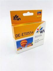 Tusz Wox Yellow EPSON T0554 zamiennik C13T05534010