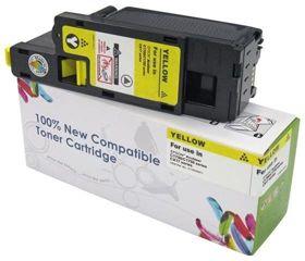 Zgodny Toner Yellow EPSON C1700 C1750 CX17 / C13S050611 / 1400 stron / zamiennik